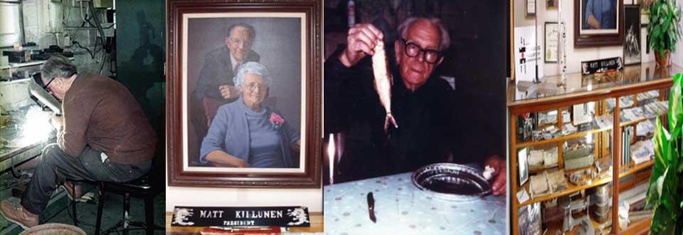 """老焊工麦特•克鲁南先生(1905-1990),模具焊修理念及""""溢渣高速焊接技术""""的发明者"""